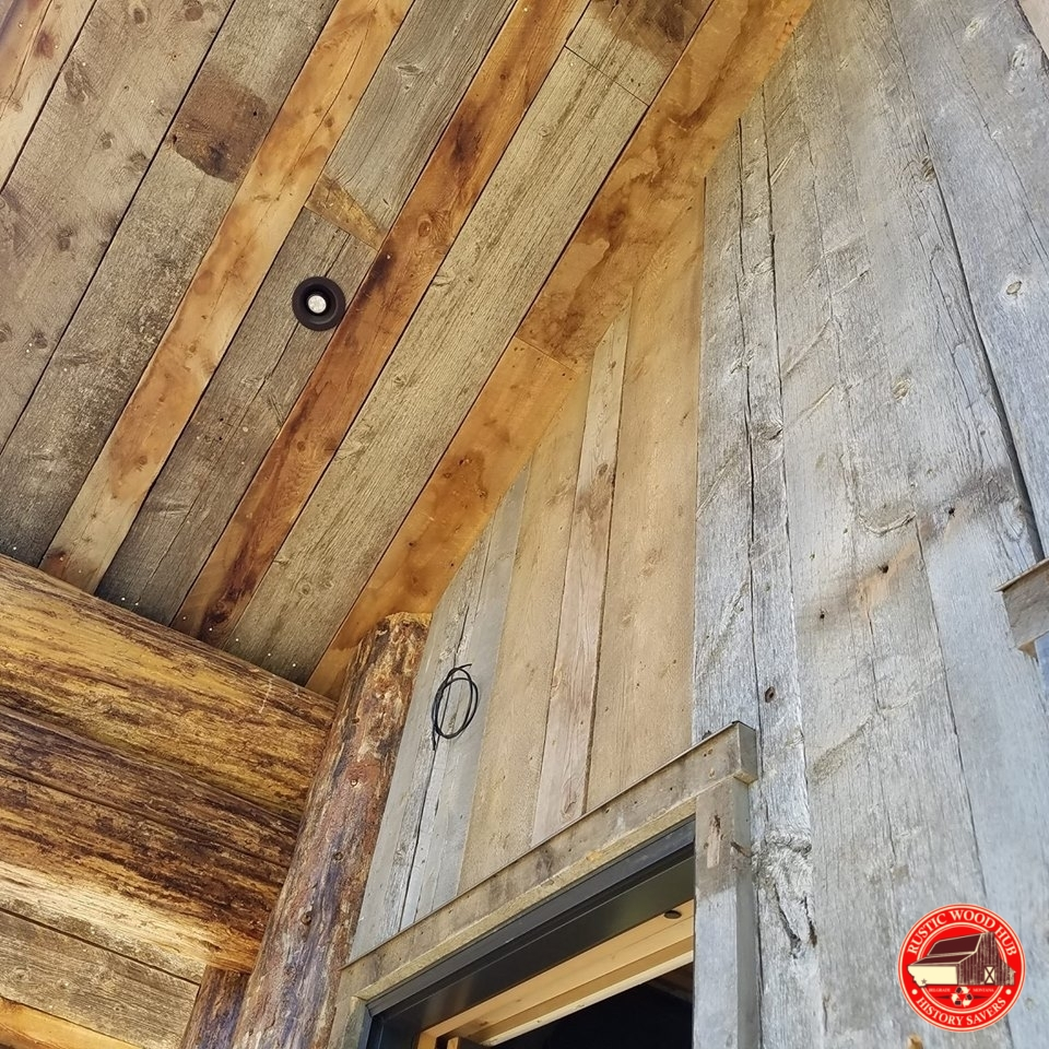 Barn Wood Ideas: Reclaimed Wood Projects