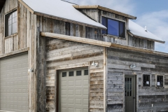 Rustic Wood Hub's Corral Board for Siding