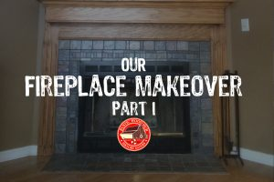 Recalimed Wood Fireplace Part 1 | Rustic Wood Hub | Belgrade, MT